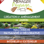Impression flyer paysagiste Région Nantaise