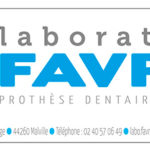 Impression sticker laboratoire Nantes