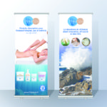 Roll-up 2mx0,80